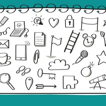 Symbolenbibliotheek: inspiratie voor je visuele vocabulaire