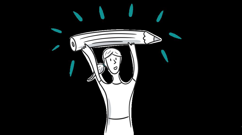 Laat jouw inner-tekenaar los voor meer creativiteit en energie op je werk - met workshop zakelijk tekenen